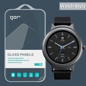 Dán cường lực hiệu GOR cho LG Watch Style (combo 2 miếng dán)